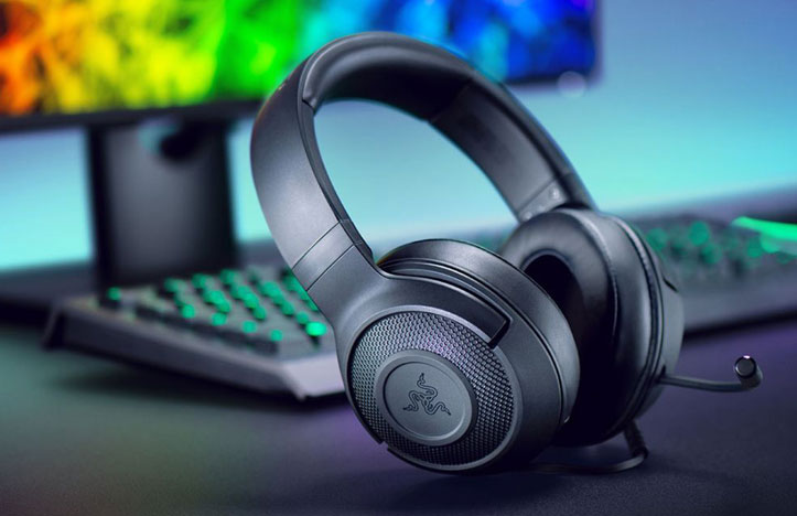 wireless pc headset with microphone